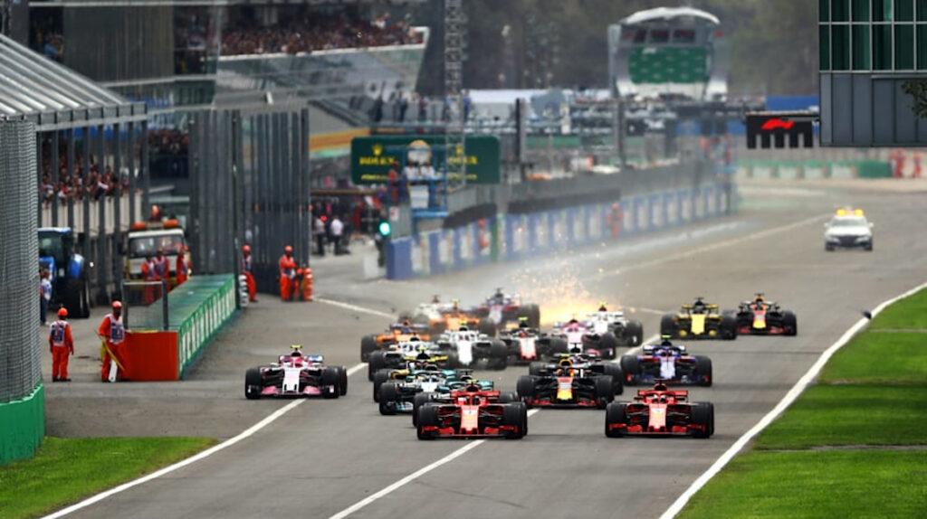 El Gran Premio de Italia de F1 se correrá sin espectadores este año