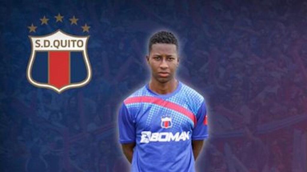 Mayer Méndez es el nuevo refuerzo del Deportivo Quito