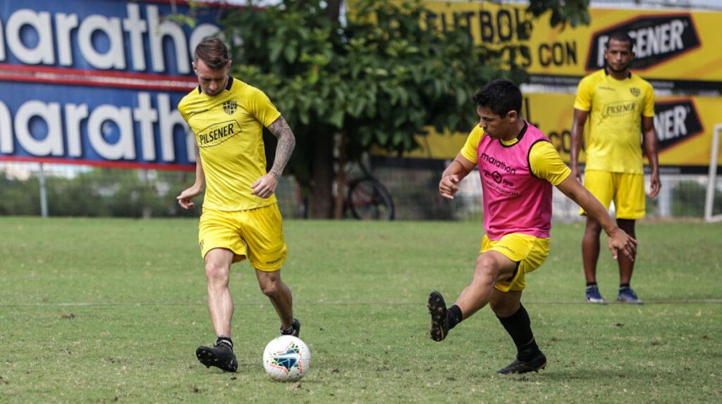 Así es la nueva normalidad en los entrenamientos de los clubes del Ecuador