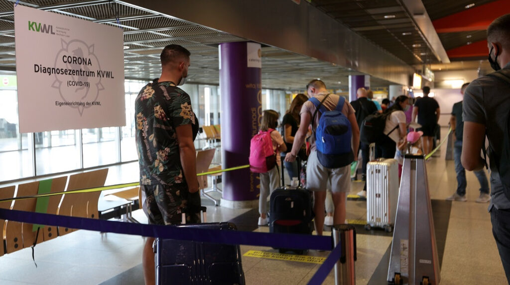 Alemania desaconseja viajes a tres comunidades de España