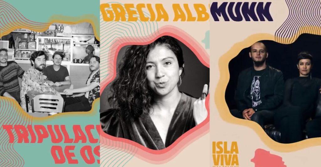 La Isla Viva Music Conference mira nuevamente a Galápagos