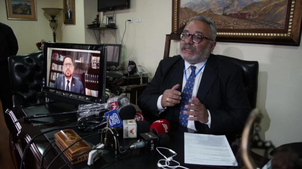 El 30 de julio se formularán cargos contra 'Dalo' Bucaram, su esposa y hermanos