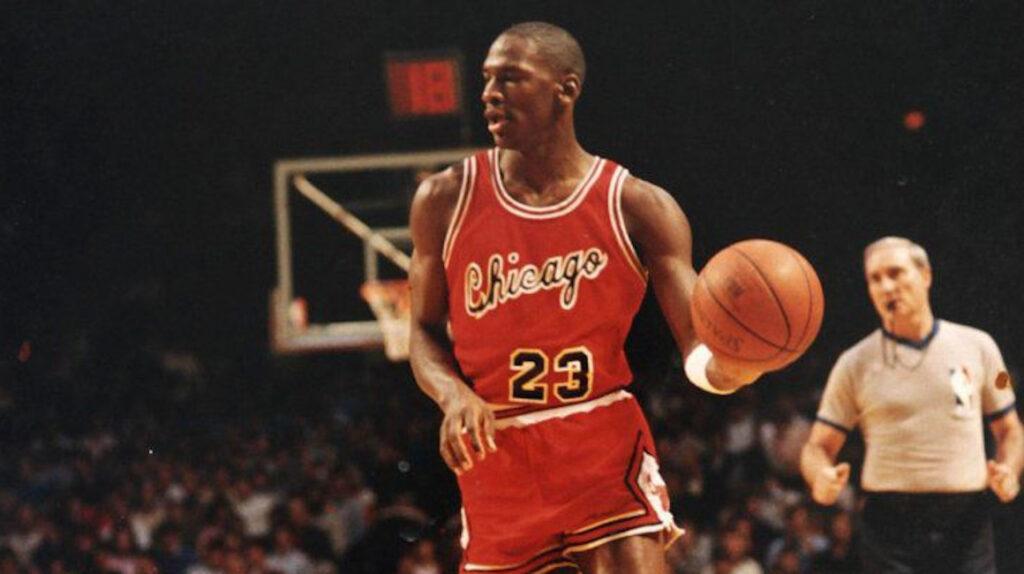 La primera camiseta que usó Michael Jordan en los Bulls será subastada