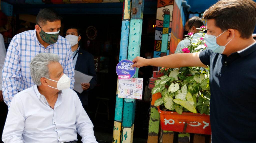 Reactívate Ecuador, el programa de estímulos que entrega recursos a cuentagotas