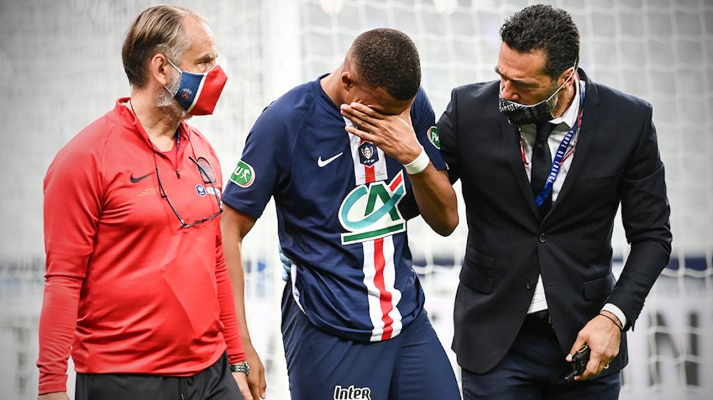 Mbappé da positivo por Covid-19 y será baja en la selección de Francia