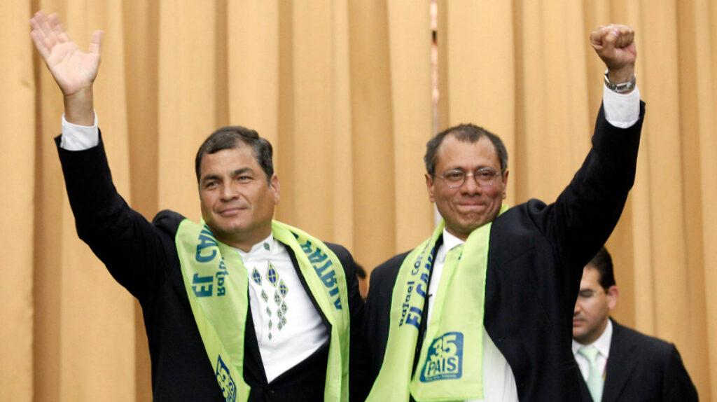 Pérdida de derechos políticos: una excepción 'salva' a líderes correístas