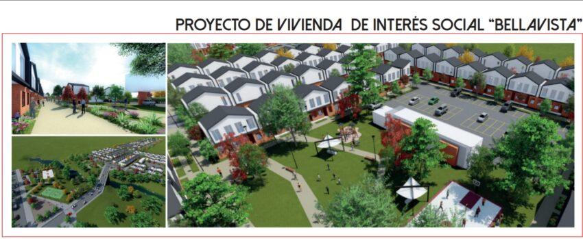 El proyecto inmobiliario de interés social