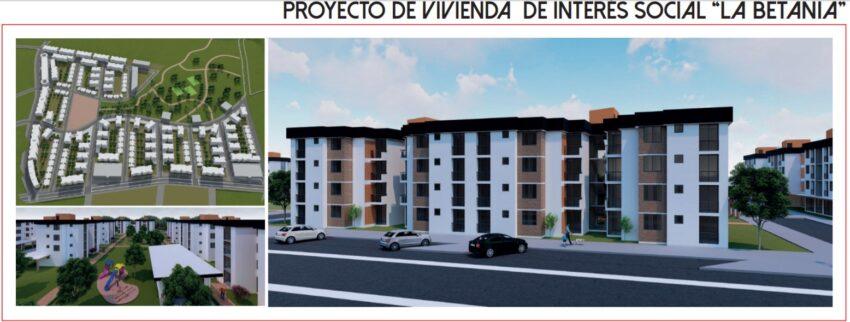 La Betania está previsto que sea construido en el norte de Quito.