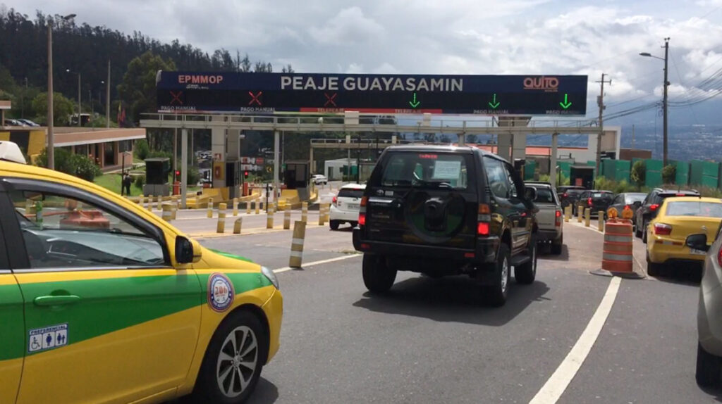 El túnel Guayasamín estará cerrado durante tres días