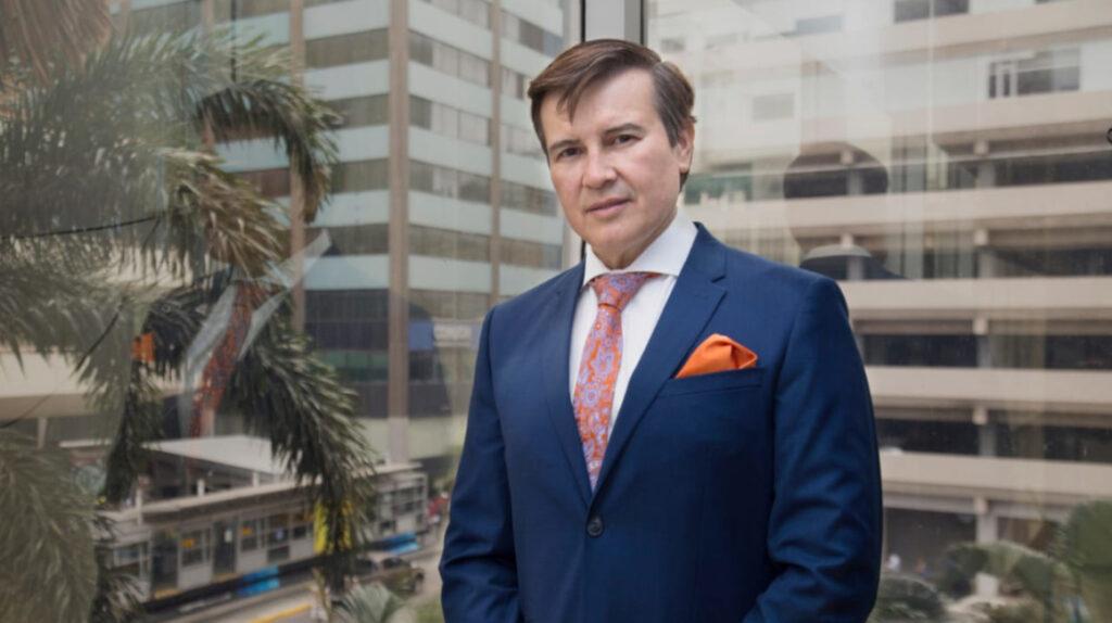 Eduardo González Loor es el nuevo gerente de la CFN