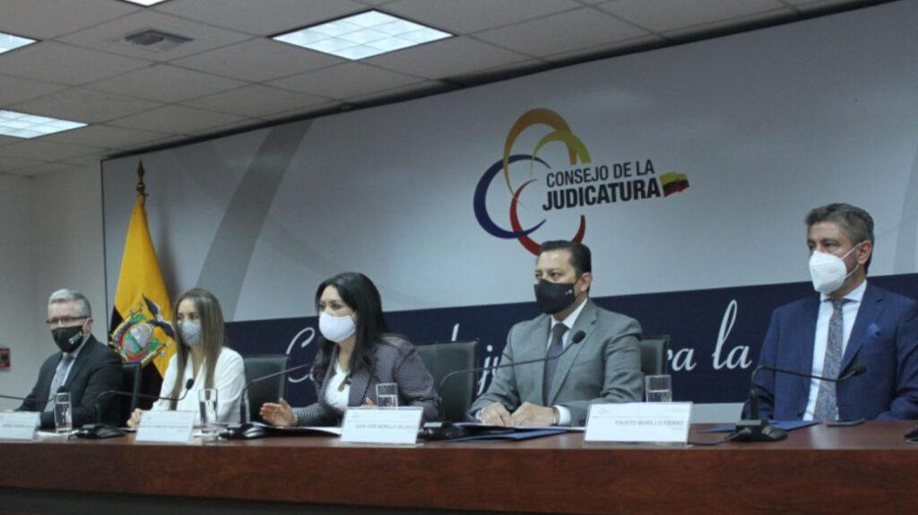 Xavier Muñoz, nuevo vocal del Ejecutivo en el Consejo de la Judicatura