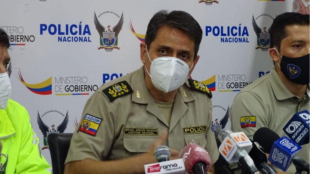 Guayaquil pone su seguridad en manos de exjefe de la Policía Nacional