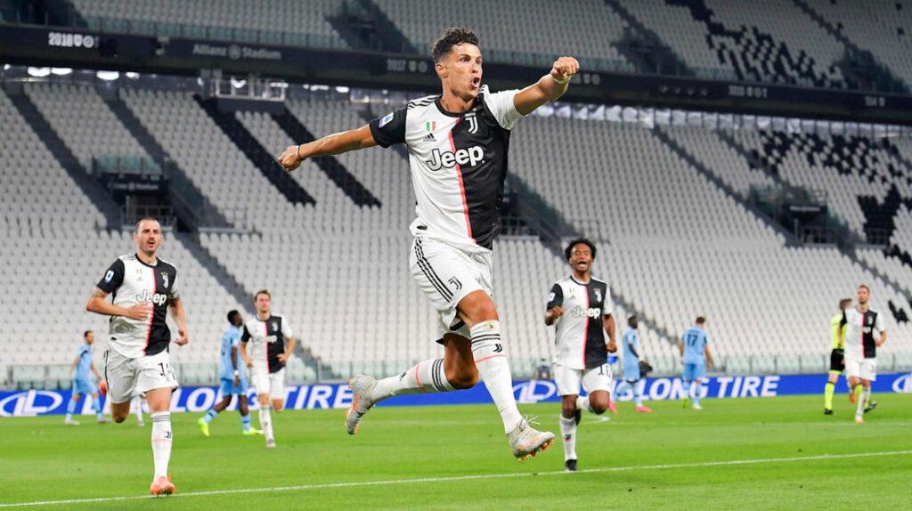 Ronaldo: primer jugador en marcar 50 goles en Premier, La Liga y Serie A