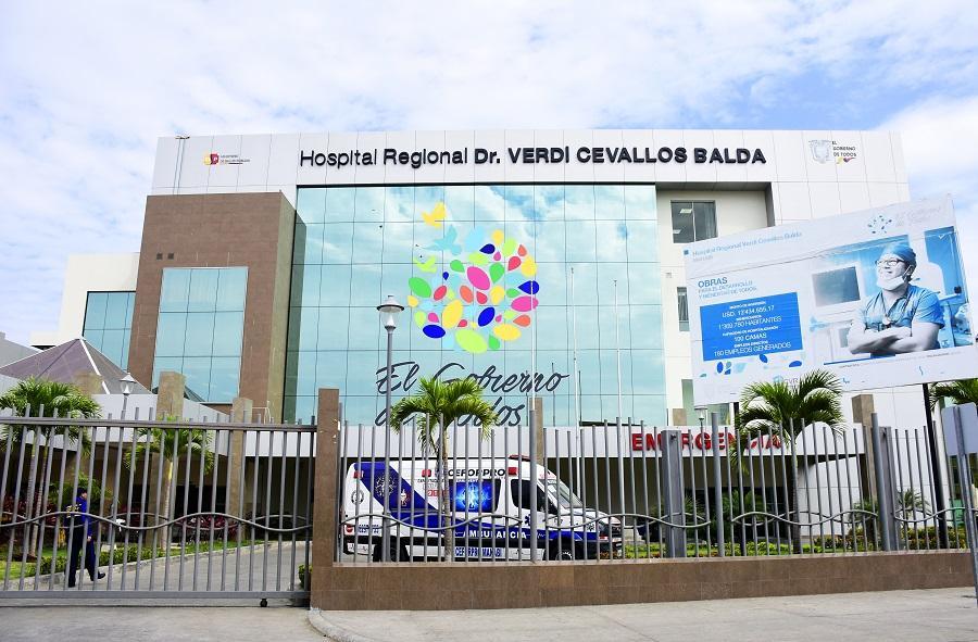 Fiscalía abre investigación por el supuesto reparto de hospitales