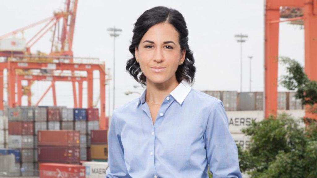 María Alejandra Muñoz, la nueva vicepresidenta de Ecuador