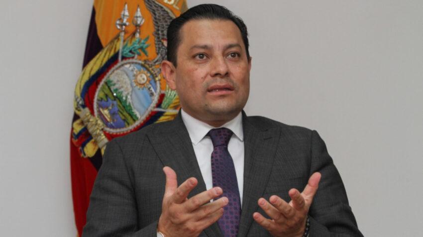 Juan José Morillo Velasco, vocal del Consejo de la Judicatura