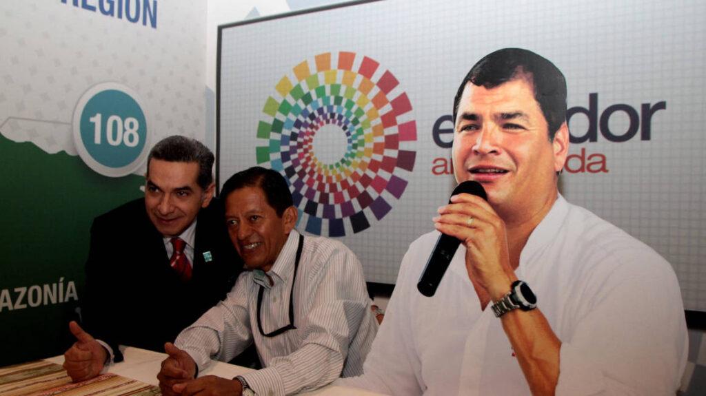 Fernando Alvarado aún tiene cuentas pendientes con la justicia