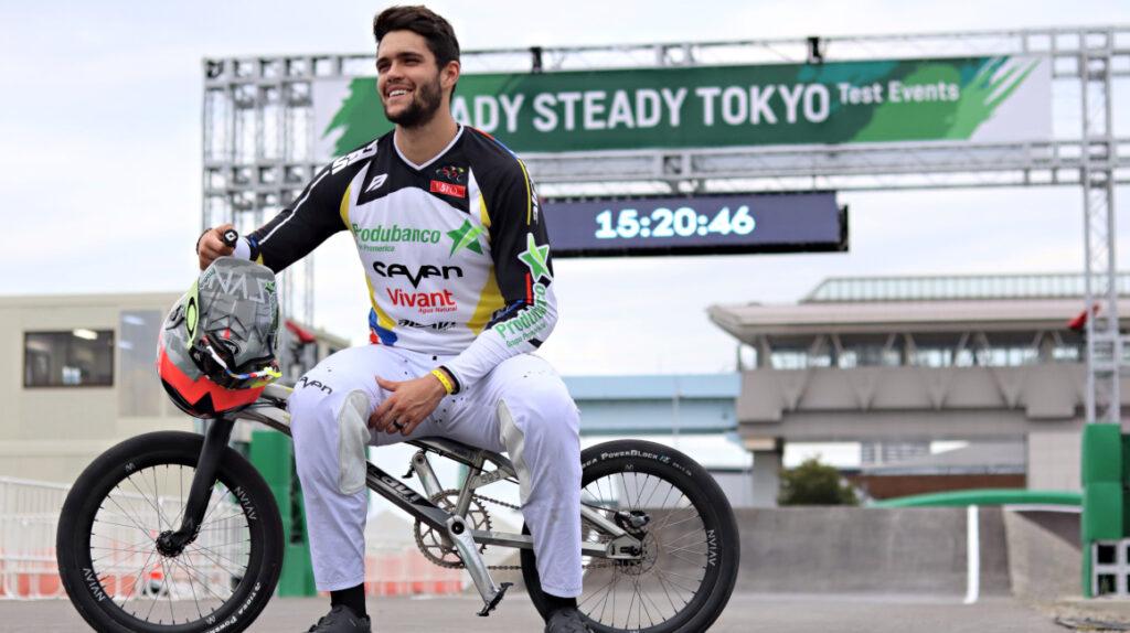 Alfredo Campo sigue con la meta de clasificar a los Juegos de Tokio