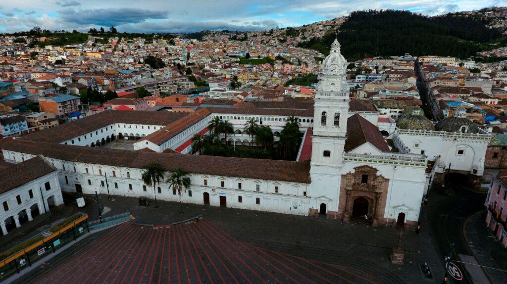 """Quito presenta nueva web para """"descubrir, explorar y vivir la ciudad"""""""