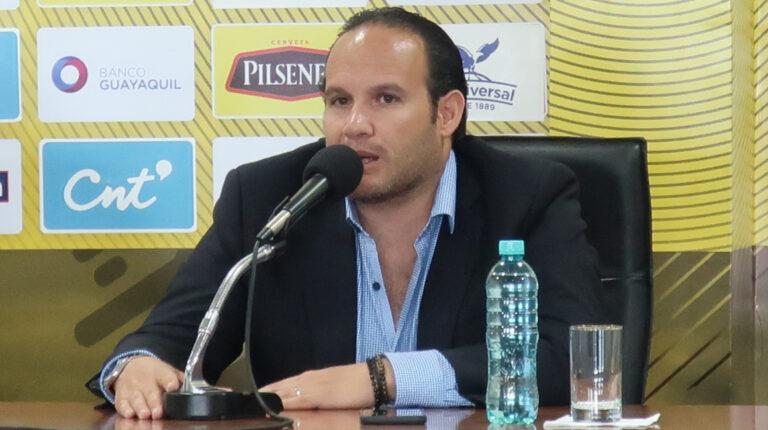 FEF Francisco Egas ha tenido varios problemas en la administración de la Federación Ecuatoriana de Fútbol (FEF).