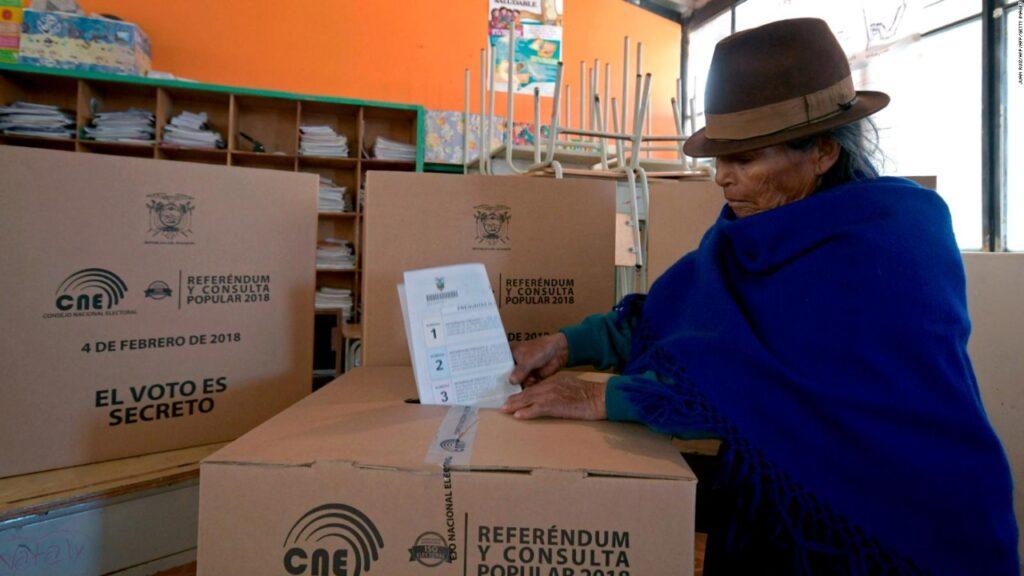 Cada dos años a votar: el millonario gasto en consultas