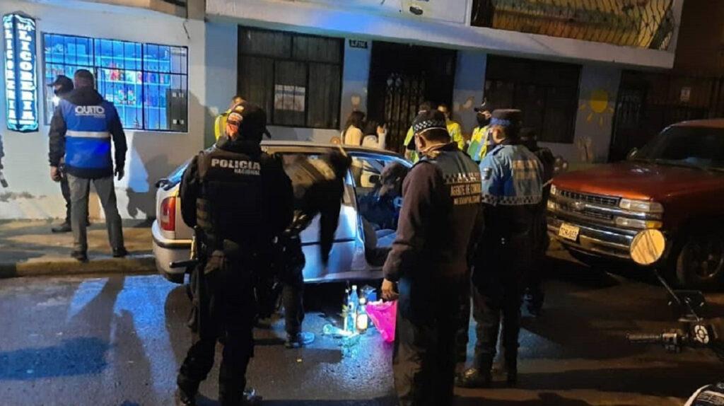 Municipio de Quito prohíbe la venta de alcohol en los feriados de diciembre