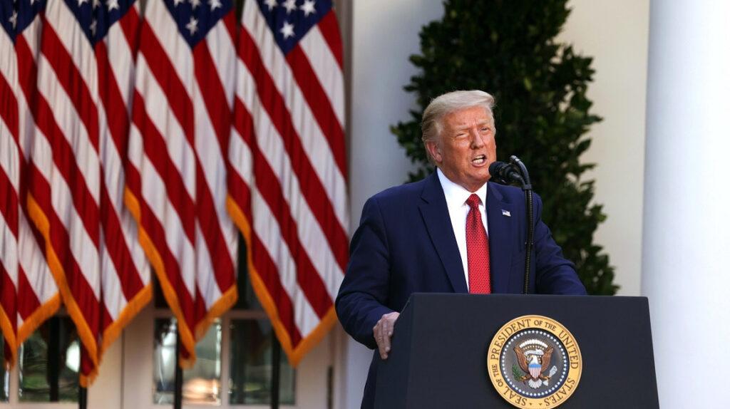 Republicanos anuncian oficialmente candidatura presidencial de Trump