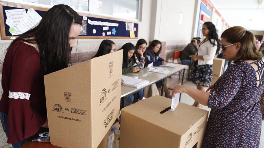 Las alianzas electorales en Ecuador van más allá de las tendencias políticas