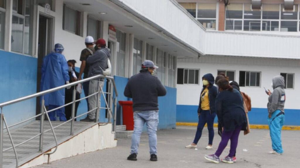 USD 2,5 millones en medicinas caducadas en el Hospital Andrade Marín