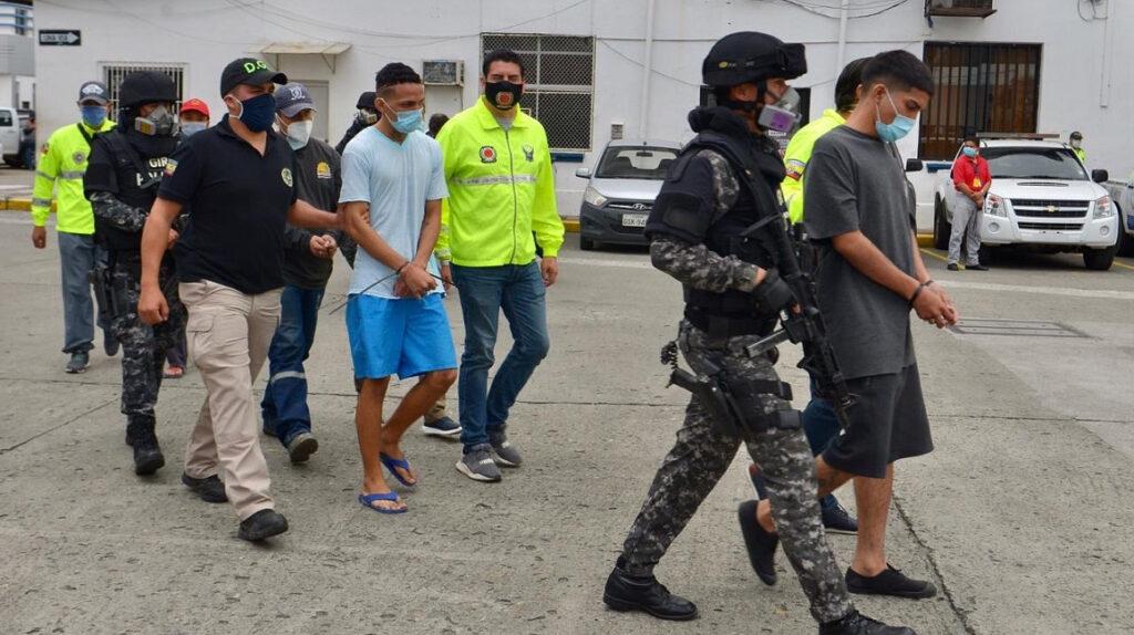 Siete detenidos en el caso del atentado al canal Teleamazonas
