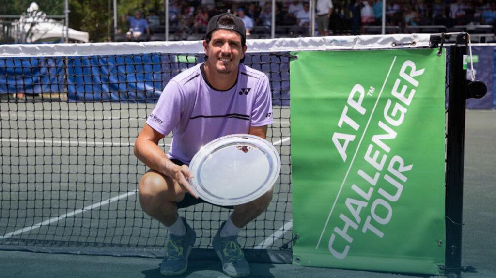 Emilio Gómez jugará el Roland Garros y espera asistir al US Open