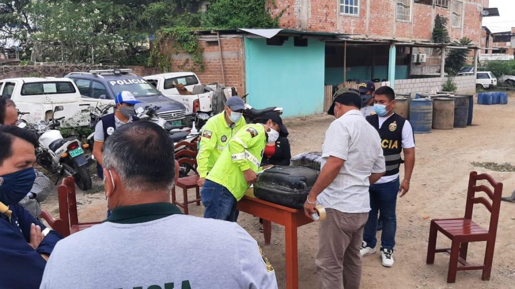 Avioneta en la que intentó huir Daniel Salcedo fue repatriada