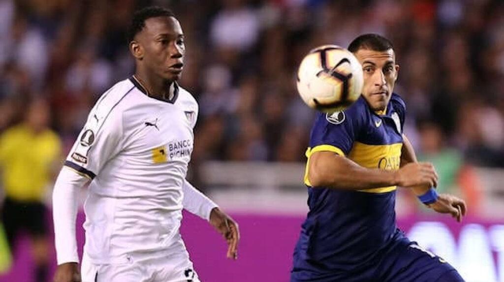 Luis 'Kunty' Caicedo extiende su contrato con Liga de Quito hasta 2022