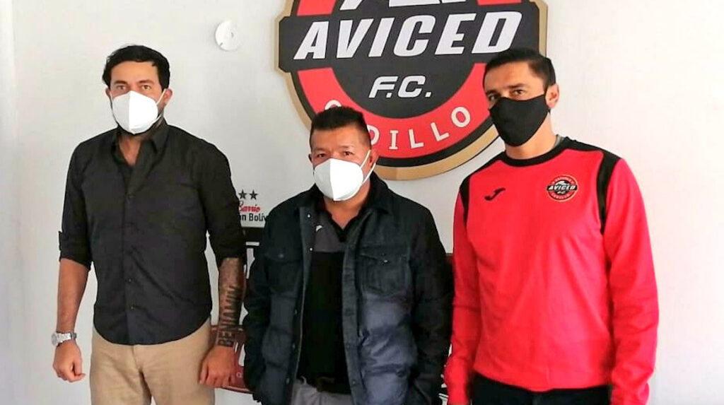 Jaime Iván Kaviedes fue presentado como nuevo jugador del Aviced FC