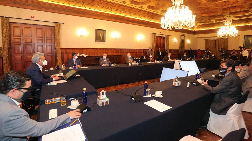 La Secretaría de Comunicación de la Presidencia queda vacía