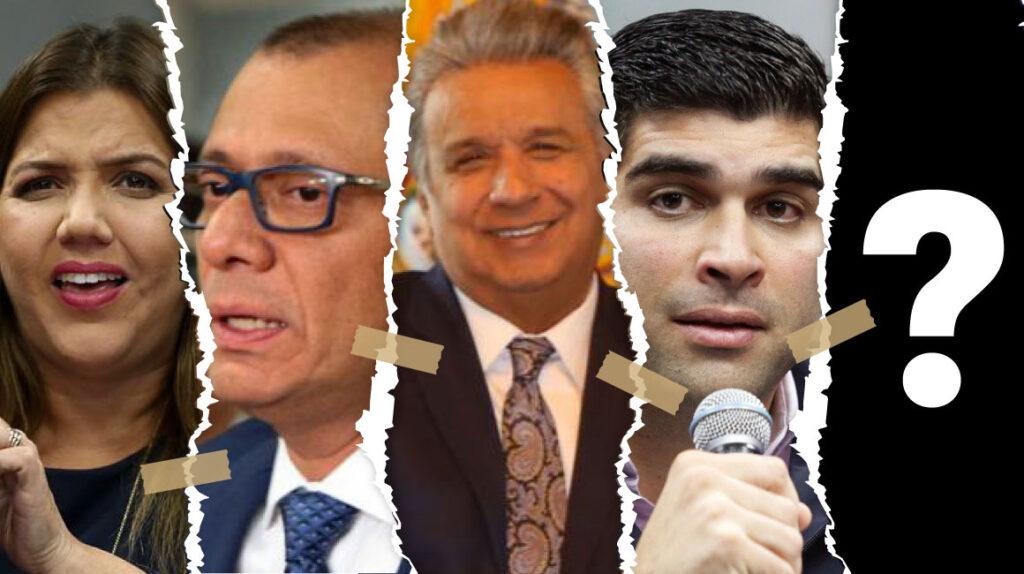 Gobierno de Moreno entra en modo de 'supervivencia', pero guarda sorpresas