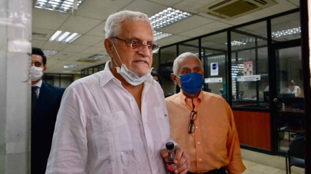 Tribunal ratifica inocencia de Alfredo Adum por supuesto fraude procesal
