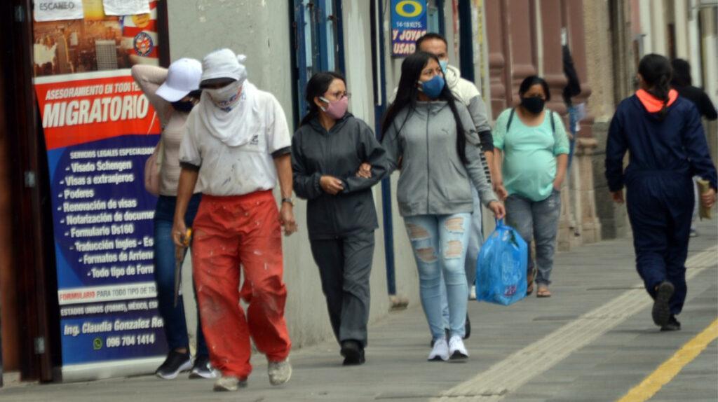 7 de julio: 36 contagios de covid-19 por hora en Ecuador