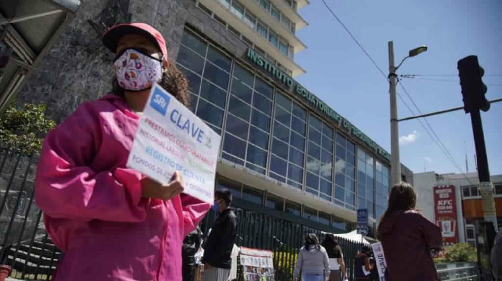 El IESS perdió 278.540 afiliados desde el inicio de la pandemia