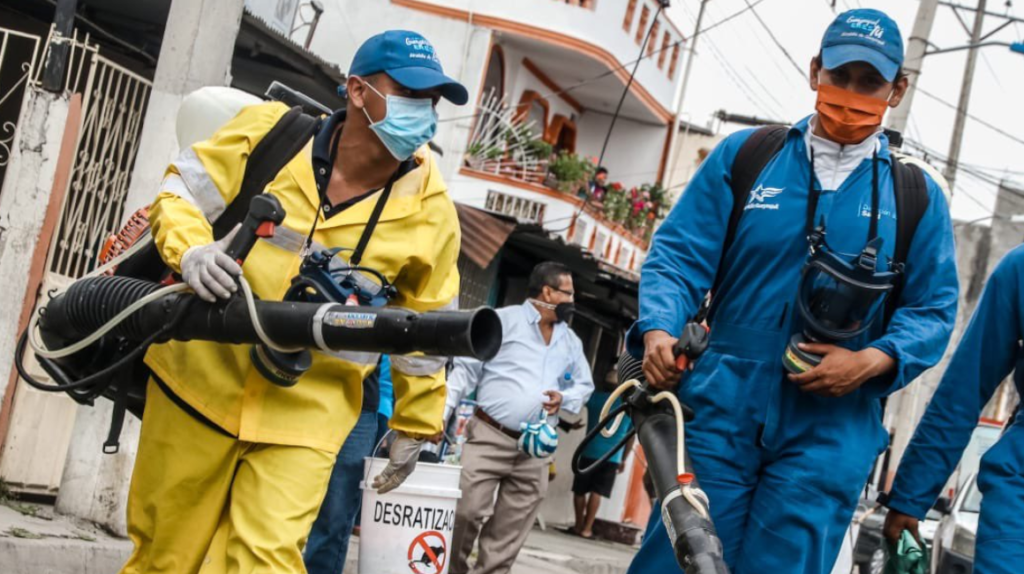 Guayaquil aplaza 44 obras, pero aumenta el presupuesto municipal