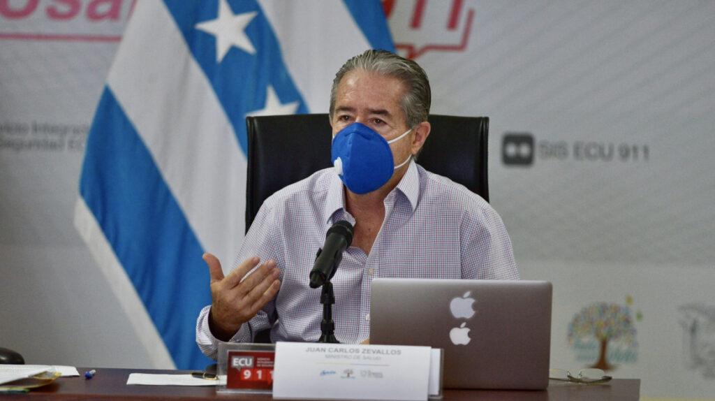 Ecuador realizará pruebas de antígenos a viajeros internacionales
