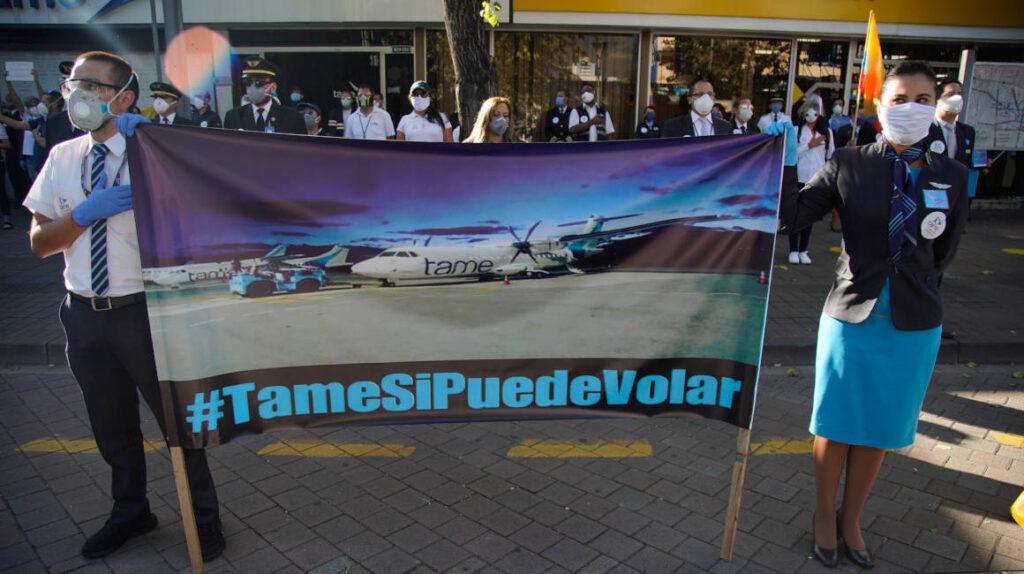 Pago de indemnizaciones: Gobierno pide paciencia a exempleados de Tame
