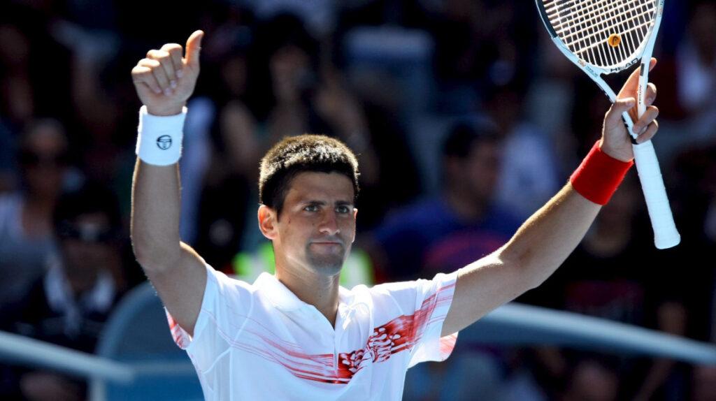 Para Djokovic la ausencia de Nadal y Federer no le resta valor al US Open