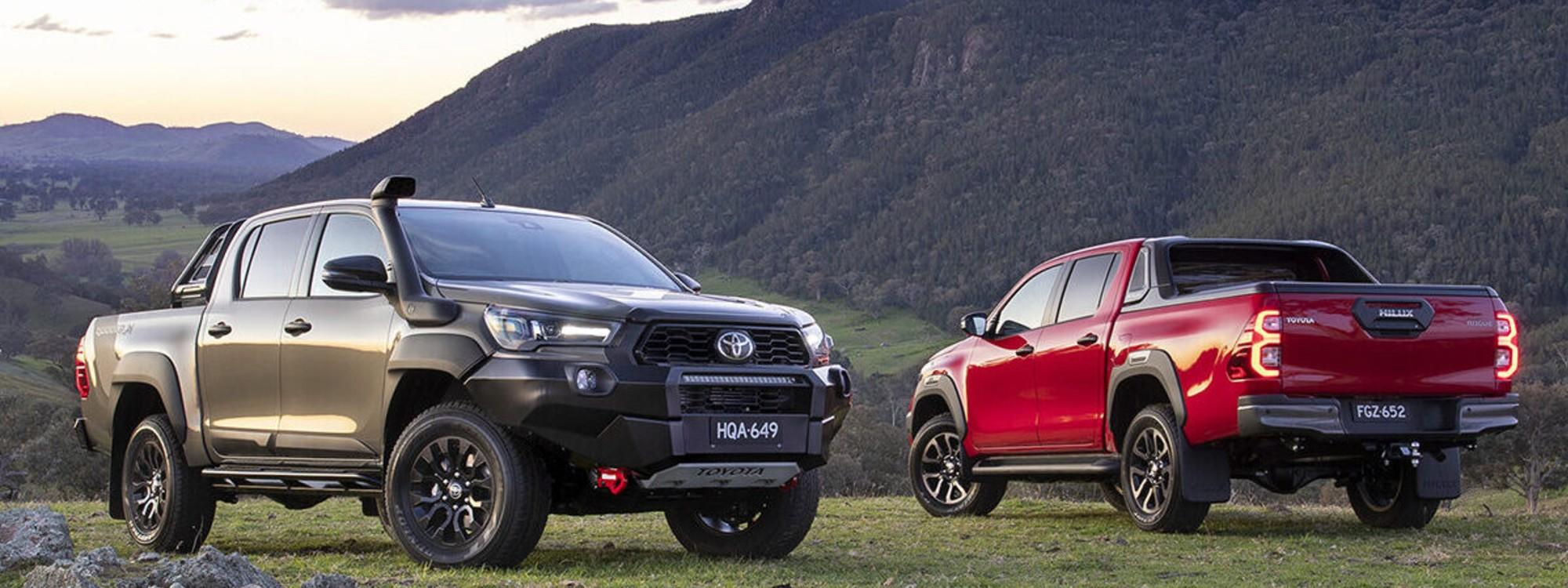 La Toyota Hilux Hybrid se presentará el año que viene