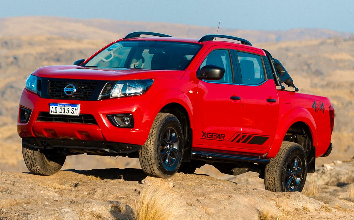 Lanzamiento: Nissan Frontier X-Gear