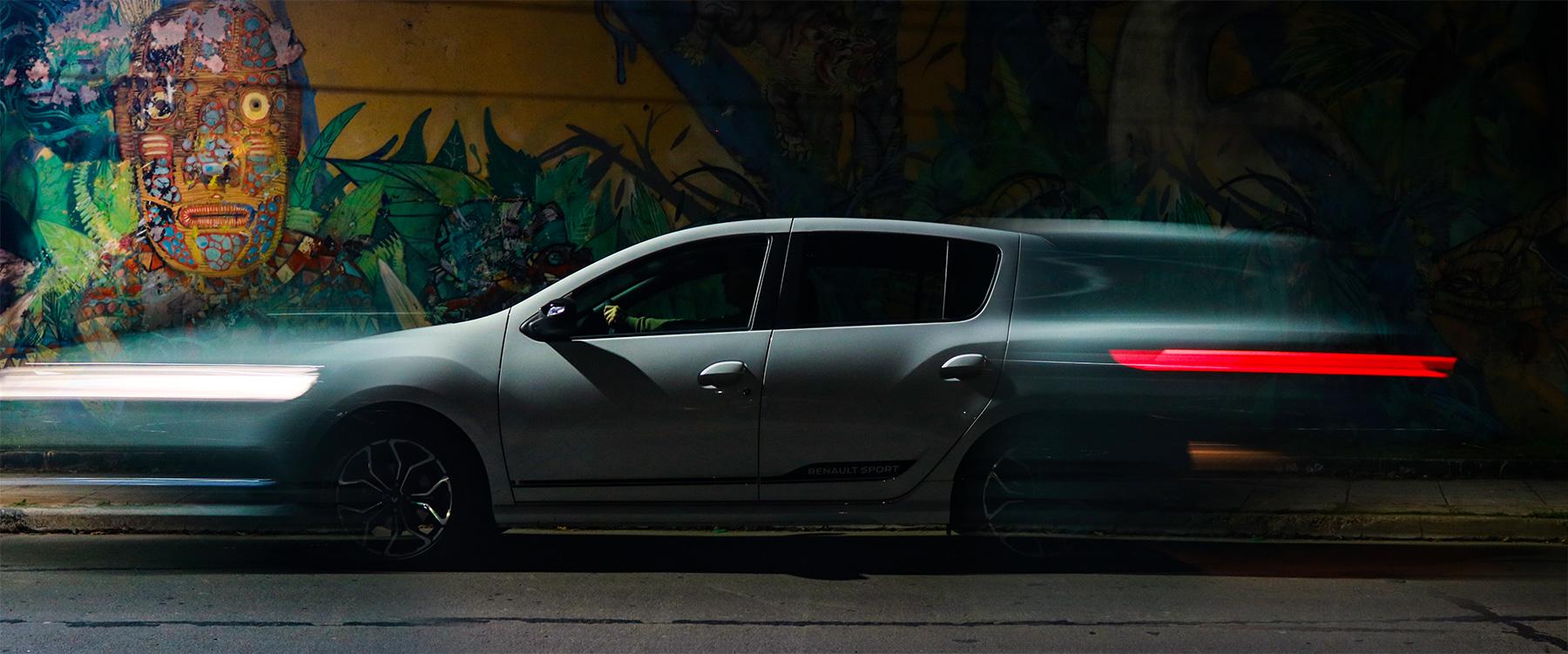 Test Drive: Renault Sandero R.S. 2020