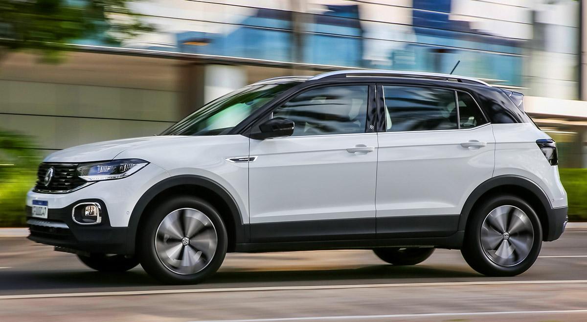 Así es el Volkswagen T-Cross