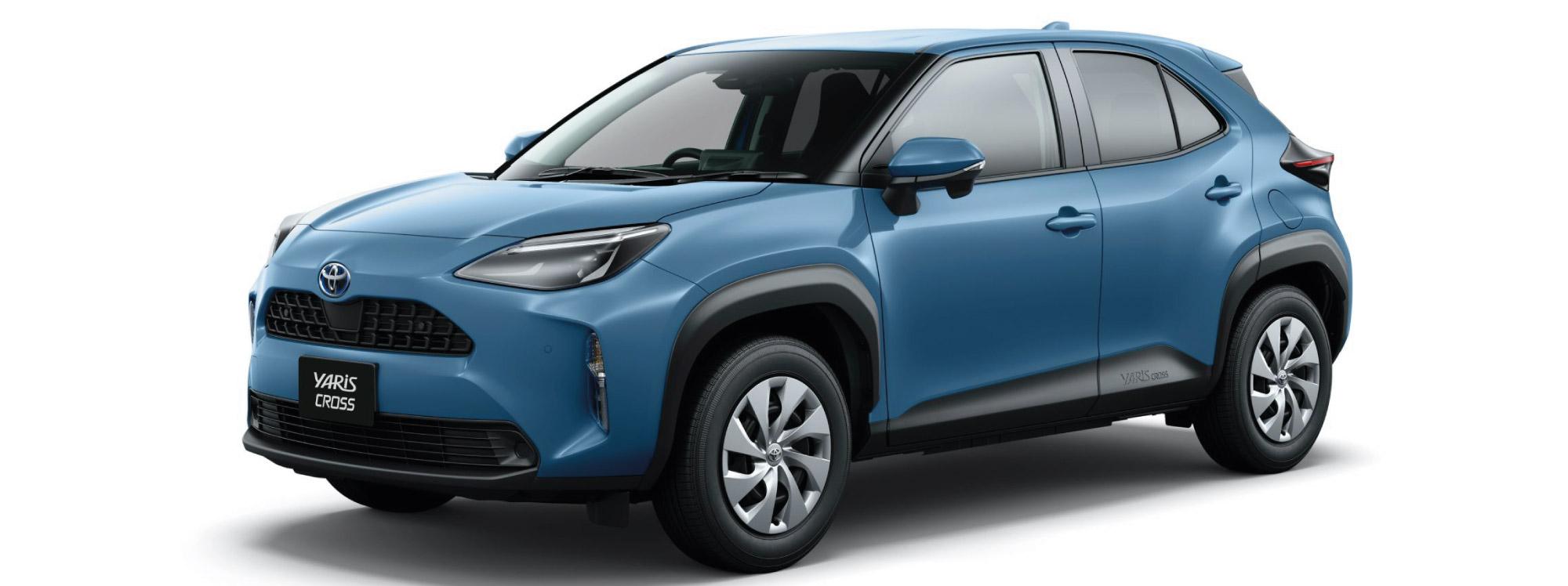Toyota lanzó al mercado un nuevo SUV compacto