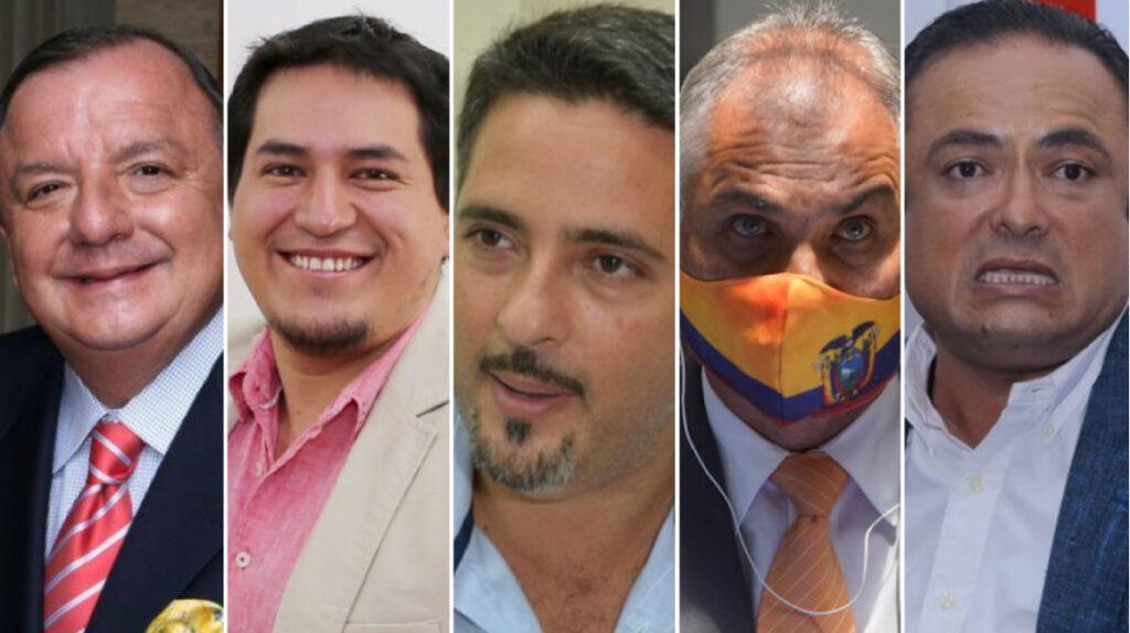 Cinco movimientos están en el limbo electoral