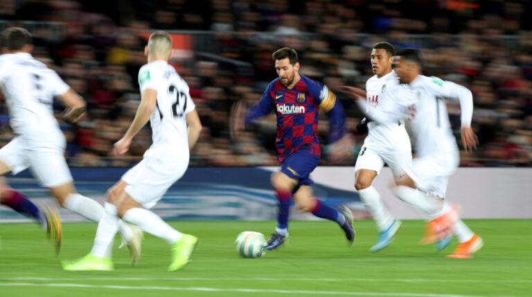 Lionel Messi no desea continuar en el FC Barcelona.